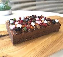 """Šokoladinis """"Marselio"""" tortas"""