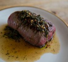 Argentinietiškas padažas čimičiuri prie mėsos