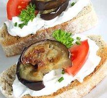 Baklažanų sumuštiniai