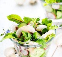 Pavasarinės salotos