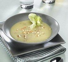 Grybų sriuba su rokforu