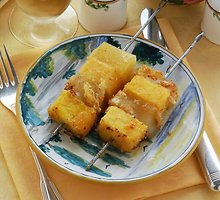 Sūrio ir duonos iešmeliai