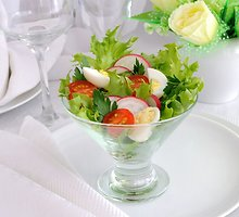 Sluoksniuotos salotos