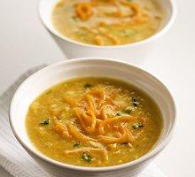 Morkų sriuba