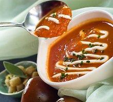 Trinta morkų sriuba