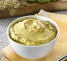 Brokolinių kopūstų suflė