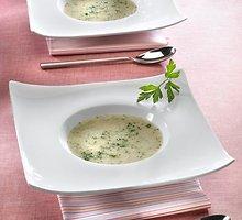 Trinta sriuba su sūriais