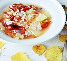Rudeninė sriuba