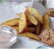 Bulvių skiltelės