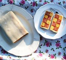 """""""Languotas"""" Battenbergo pyragas"""