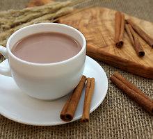 Meksikietiškas karštas šokoladas