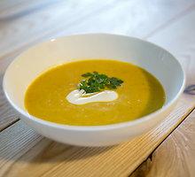 Indiška žiedinių kopūstų sriuba