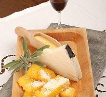 Itališkos kukurūzų juostelės