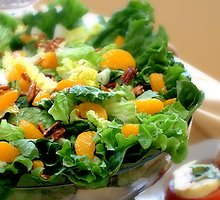 Salotos su mandarinais