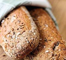 Duonelės su  kmynais
