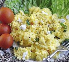 Plakta graikiška  kiaušinienė