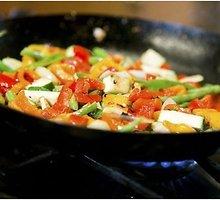 Daržovių ragu su vištiena