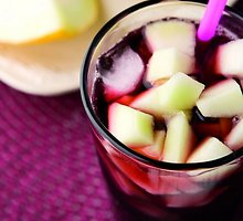 Kokteilis su melionais