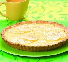 Pyragas su citrinomis