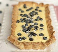 Pyragas su mėlynėmis