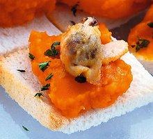 Sumuštinukai su morkų tyre