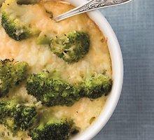 Brokolinių kopūstų ir ryžių troškinys