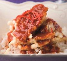 Kiniškai paruoštos žuvys