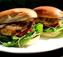 Sultingasis hamburgeris