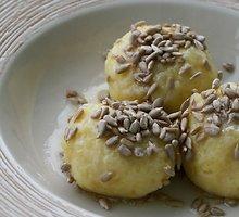 Bulvių kukuliai su fetos įdaru