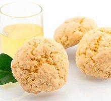 Cukatų sausainėliai
