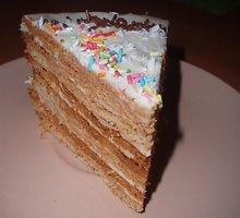 Pats skaniausias mamos medaus tortas