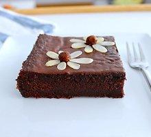 Šokoladinis pyragas su kokakola