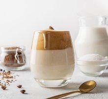 Plakta kava iš vos kelių ingredientų