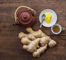 Ajurvedinė detoksikuojanti arbata