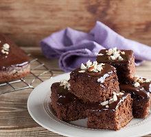 """""""Brownie"""" pyragas"""