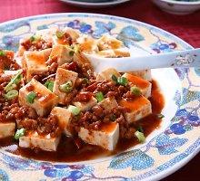 Troškinys su tofu