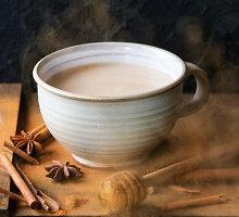 "Naminis ""masala chai"" gėrimas"