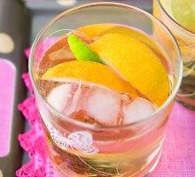 Vanilinis limonadas