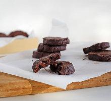 """Šokoladiniai sausainiai """"Taika pasauliui"""""""