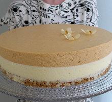 Šventinis šaltalankių tortas
