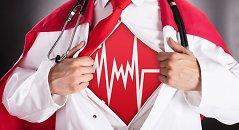 Amerikos širdies Mėnesio - Kapitalo Kardiologija Associates