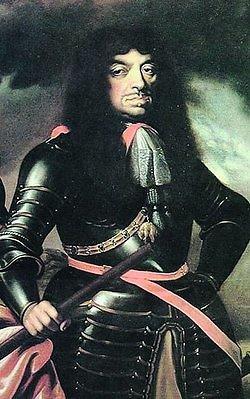 Lietuvos didysis kunigaikštis Jonas Kazimieras Vaza