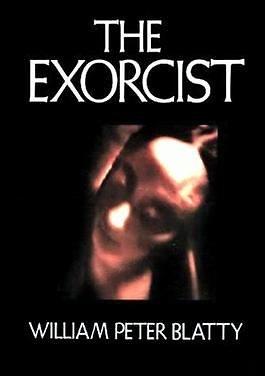 """Knygos viršelis/Pirmasis romano """"Egzorcistas"""" viršelis (1971 m.)"""