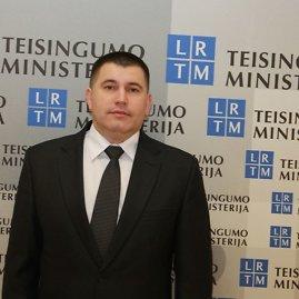 LR Teisingumo ministerijos nuotr./Virginijus Ceslevičius