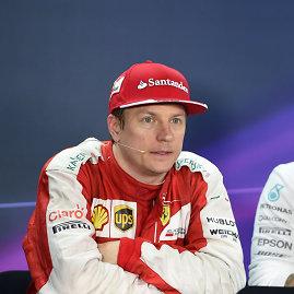 """""""Scanpix""""/""""Sipa USA"""" nuotr./Kimi Raikkonenas"""