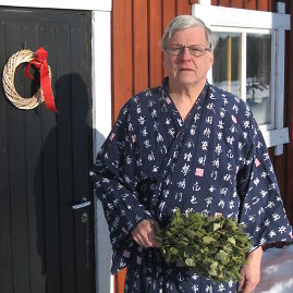 Asmeninio archyvo nuotr. / Risto Elomaa