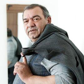 Gretos Skaraitienės nuotr./Gehamas Grigorianas