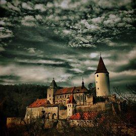 123rf.com nuotr./Krivoklat pilis Čekijoje