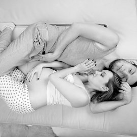 Shutterstock nuotr./Nėščia moteris