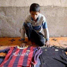 Irako vaikas